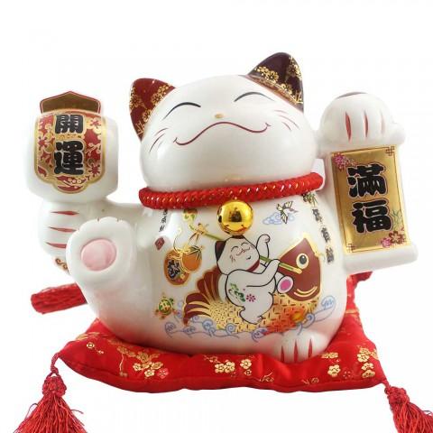 Mèo thần tài - Niên niên hữu dư 12054