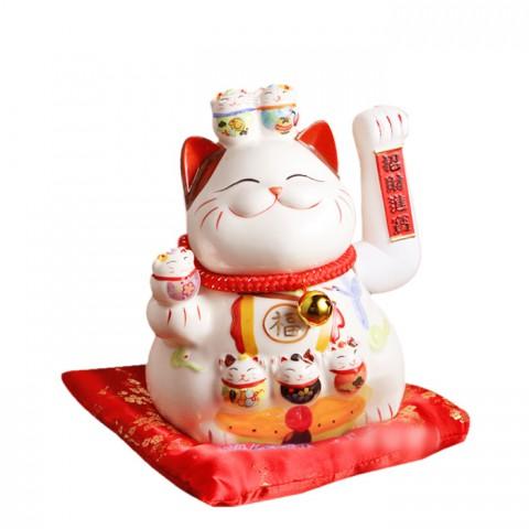 Mèo vẫy tay-Khai vận SW313-19cm