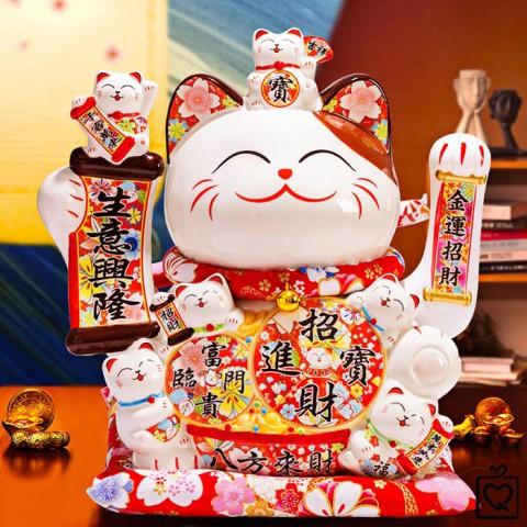 Mèo vẫy tay Đắc Tài Sai Lộc 0854