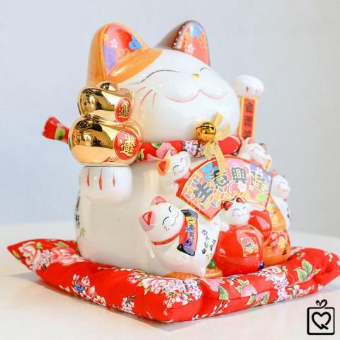 Mèo vẫy tay - Làm ăn phát tài - 26cm