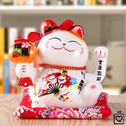 Mèo vẫy tay Công Thành Danh Toại - 15cm