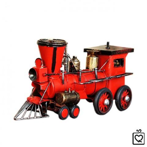 Mô hình đầu kéo xe lửa kim loại