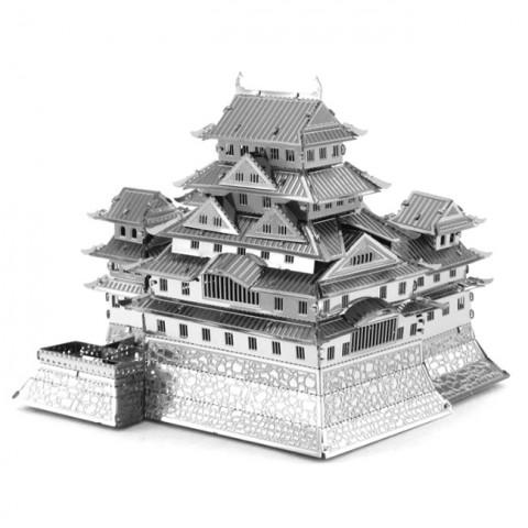 Mô hình lắp ghép kim loại 3D Metal - Lâu đài Himeji