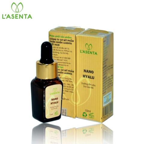 Tinh chất dưỡng ẩm Serum Nano Hyalu