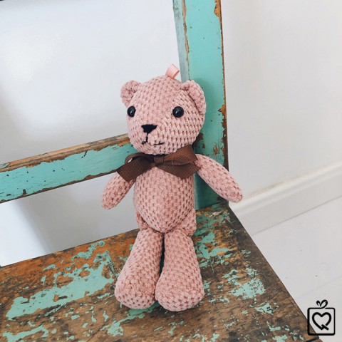Gấu bông Teddy nhỏ 18cm