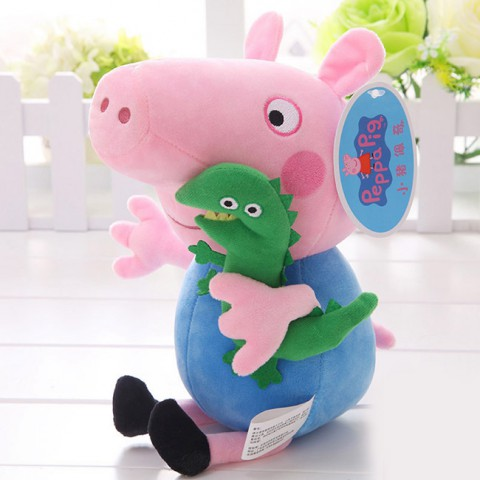 Heo bông Peppa Pig-George pig