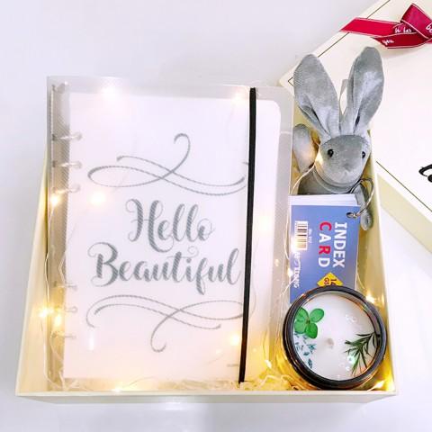 Quà tặng LuvGift Hello Beautiful - Luv80