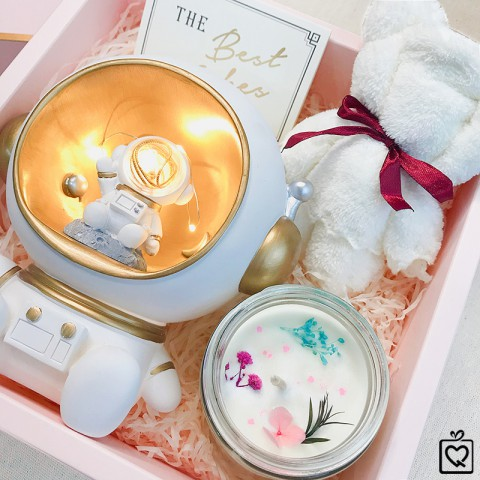 Quà tặng 20/10 LuvGift Welcome Home Luv125