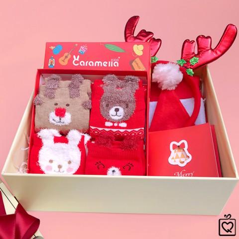 Quà Giáng Sinh Cho Bé Luvgift Baby Santa - Luv52