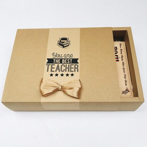 Quà tặng 20/11 LuvGift - You are the best teacher B