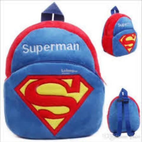 Balo hình siêu nhân Superman - loại nhỏ ( bé 0-2 tuổi )