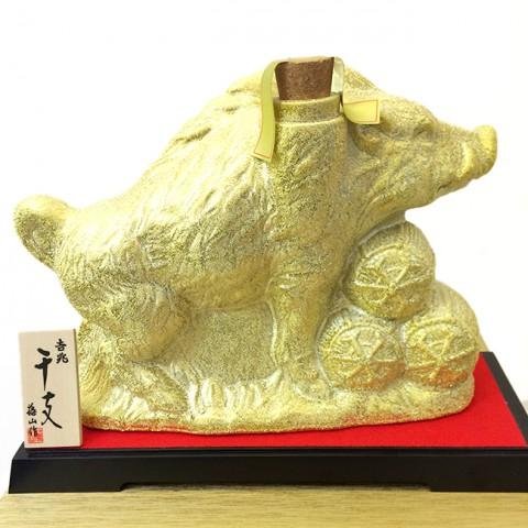 Rượu Shochu Heo Vàng Nhật Bản 720ml