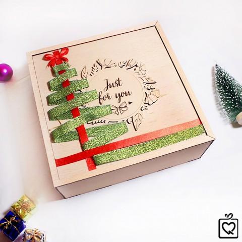 Bộ quà tặng Giáng Sinh - Hoa Tuyết