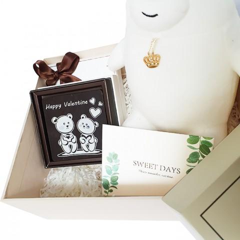 Quà tặng LuvGift - Set Sweet Days - Ngày ngọt ngào là ngày bên em