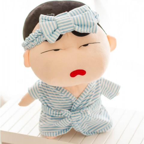 Gấu bông Shin mặc áo tắm Size L