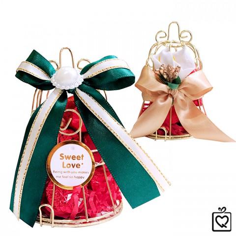 Quà tặng Socola LuvChocolate Chuông Tình Yêu - Giỏ 8 viên