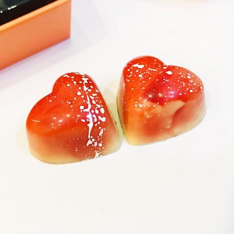 Socola Valentine Muôn vị yêu - Hộp 9 viên tươi