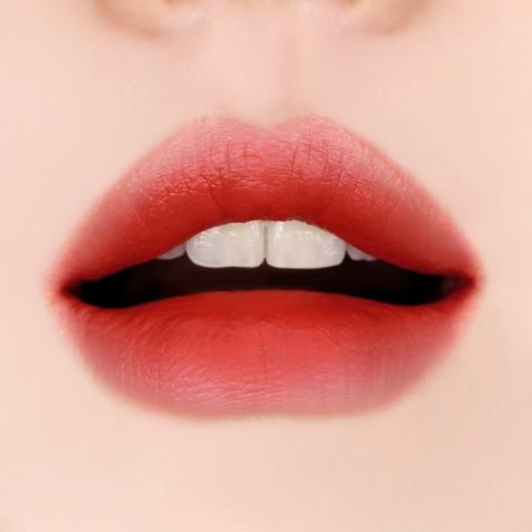 Son Black Rouge Air Fit Velvet Tint A28 - Đỏ cam Tulip quyến rũ