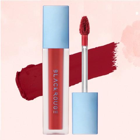 Son Black Rouge Air Fit Velvet Tint A30 - Đỏ hoa trà kiêu hãnh