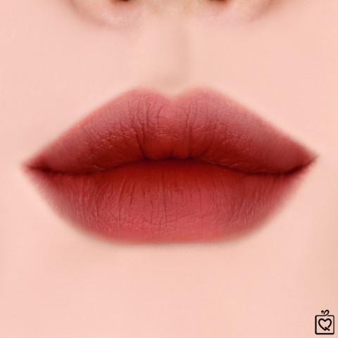 Son Black Rouge Air Fit Velvet Tint A31 - Đỏ nâu trầm cuốn hút