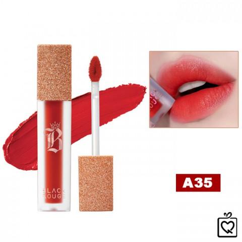 Son Black Rouge Air Fit Velvet Tint Ver 7 A35 - Đỏ dâu