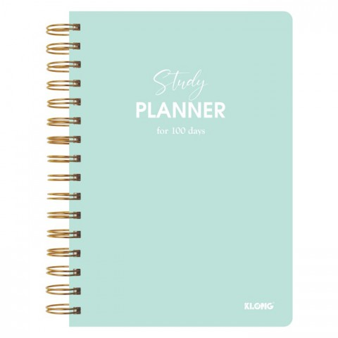 Sổ Study Planner for 100 days A5 - MS946