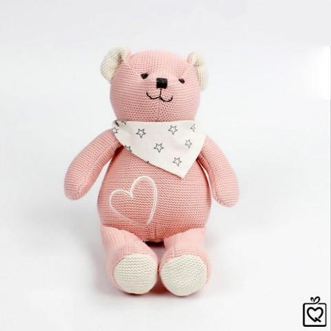 Gấu bông teddy baby cao cấp đáng yêu 27cm