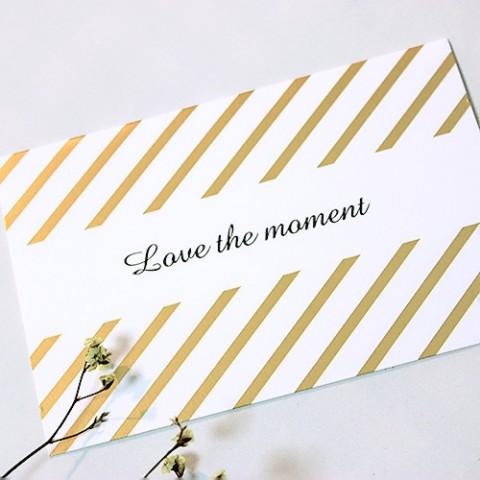 Thiệp thông điệp tình yêu