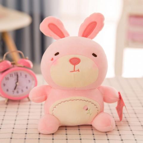 Gấu bông thỏ hồng Metoo