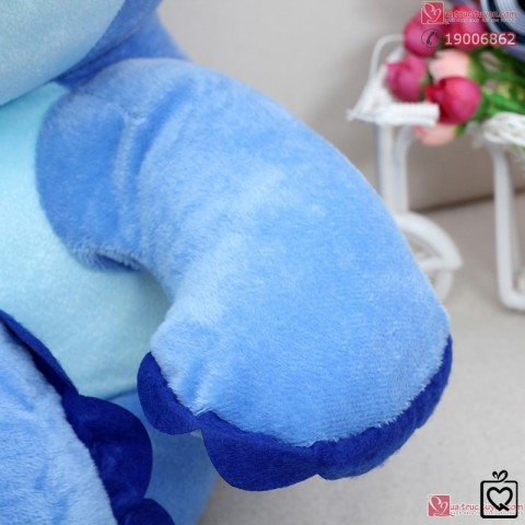 Gấu bông Stitch xanh