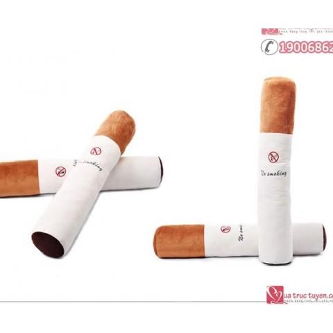 Gối ôm hình thuốc lá