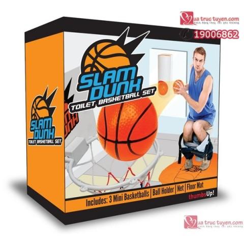 Trò chơi bóng rổ trong Toilet