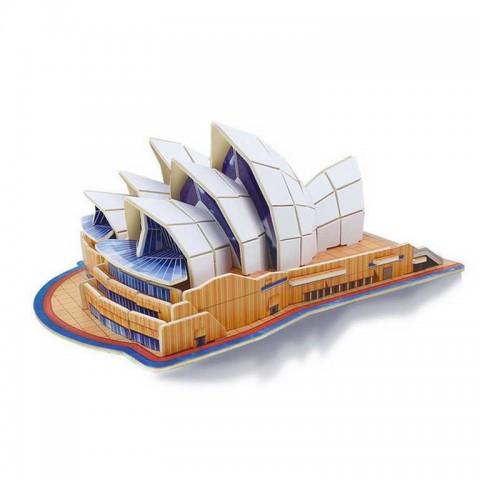 Xếp hình 3D – Nhà hát Opera Sydney(Úc) C067