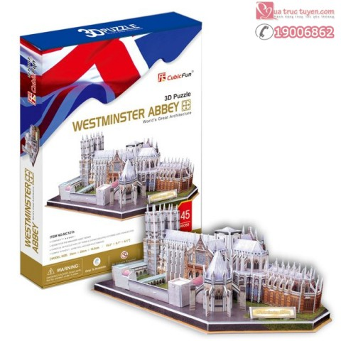 xep-hinh-3d-tu-vien-Westminster-Anh-Mc121h-1