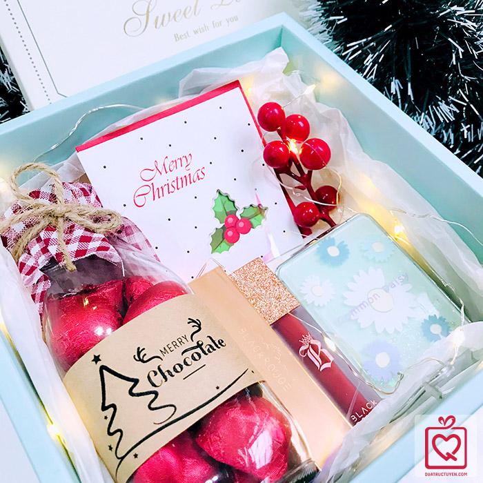 Quà Giáng Sinh Luvgift Sweet Xmas