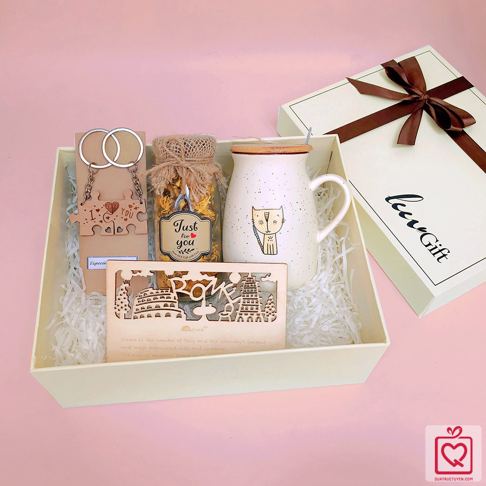 Quà tặng Luvgift Pieces of Love