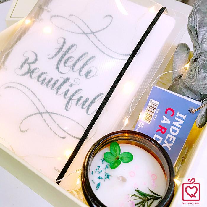 Quà tặng LuvGift Hello Beautiful