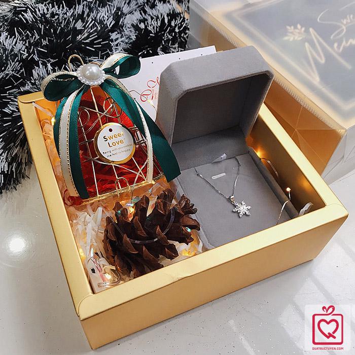 Quà Giáng Sinh LuvGift A Christmas Memory - Luv58