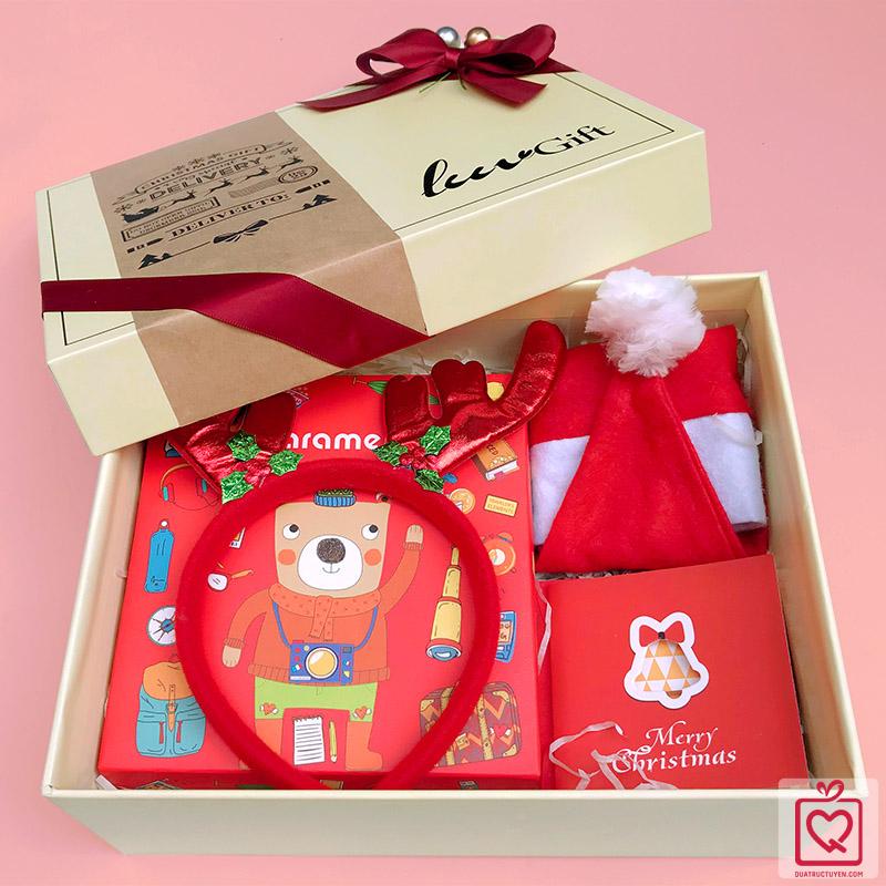 Quà Giáng Sinh Luvgift Baby Santa