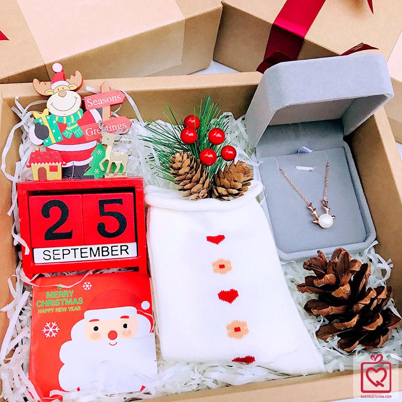 Quà tặng Luvgift Adorable Christmas