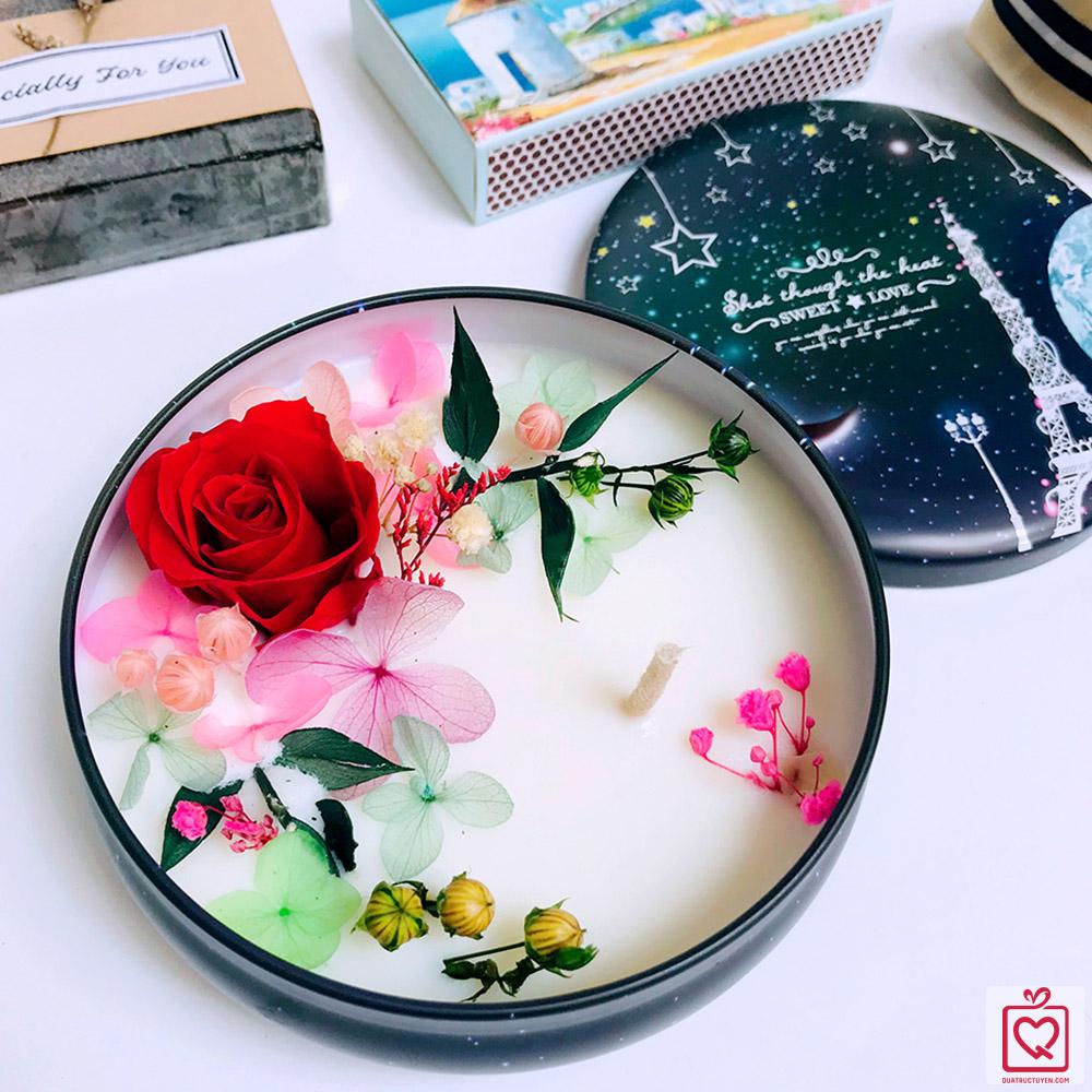 Hoa nến thơm nghệ thuật 20/10 - Vũ Khúc Paris