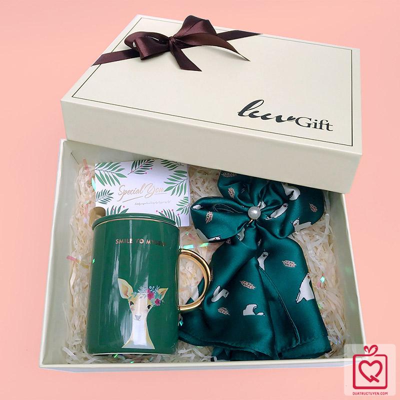 Bộ quà tặng Luvgift Lovely Life