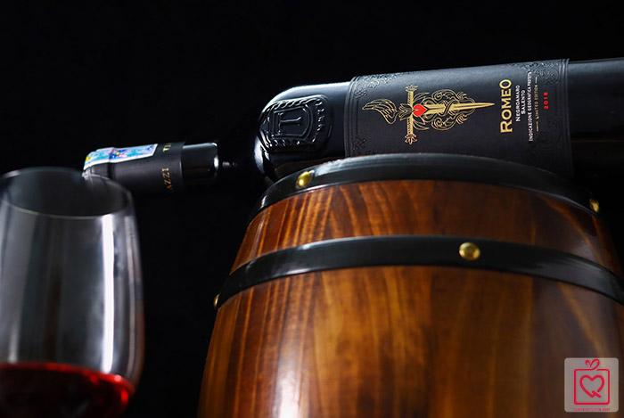 Rượu vang Ý Romeo Negroamaro
