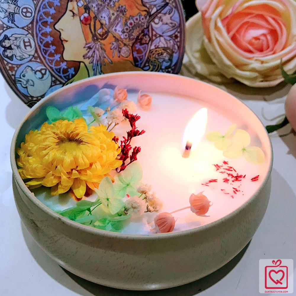 Hoa nến thơm nghệ thuật 20/10 - giai điệu thanh xuân