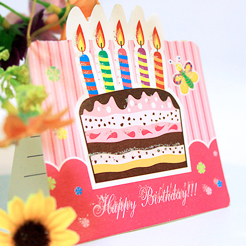 Thiệp sinh nhật