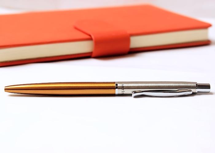 Bút bi Artifact Iris Orange - I50