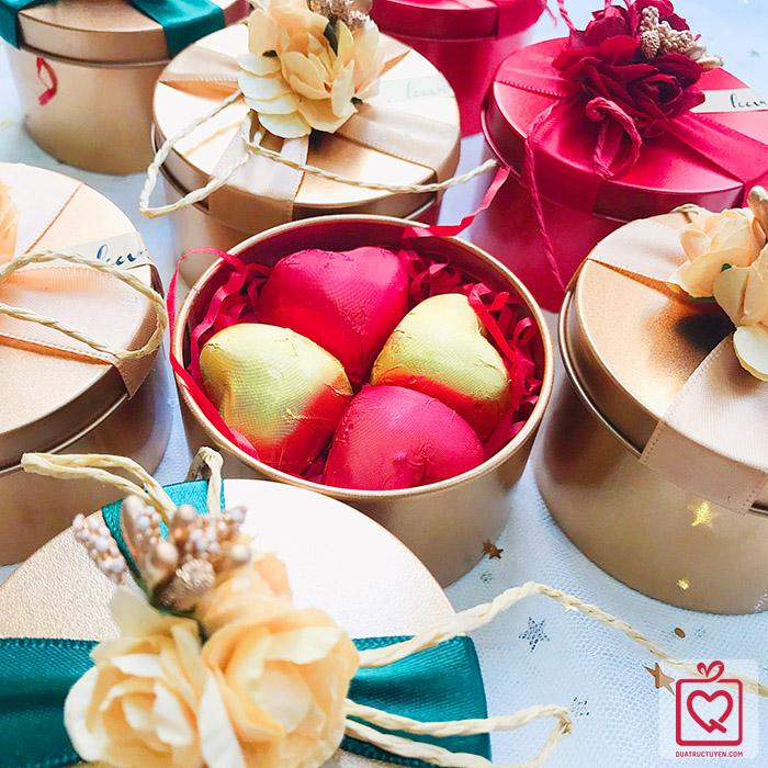 Socola Valentine LuvChocolate Lời Yêu