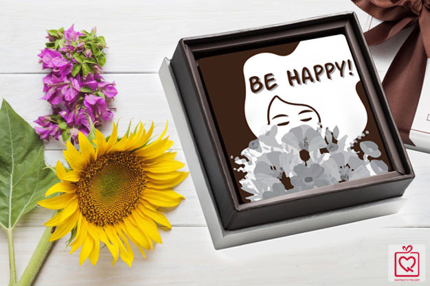 Socola be happy