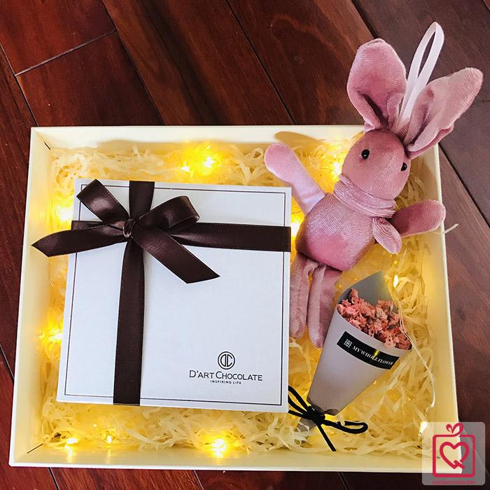quà tặng Valentine - Set Love at 1st sight B
