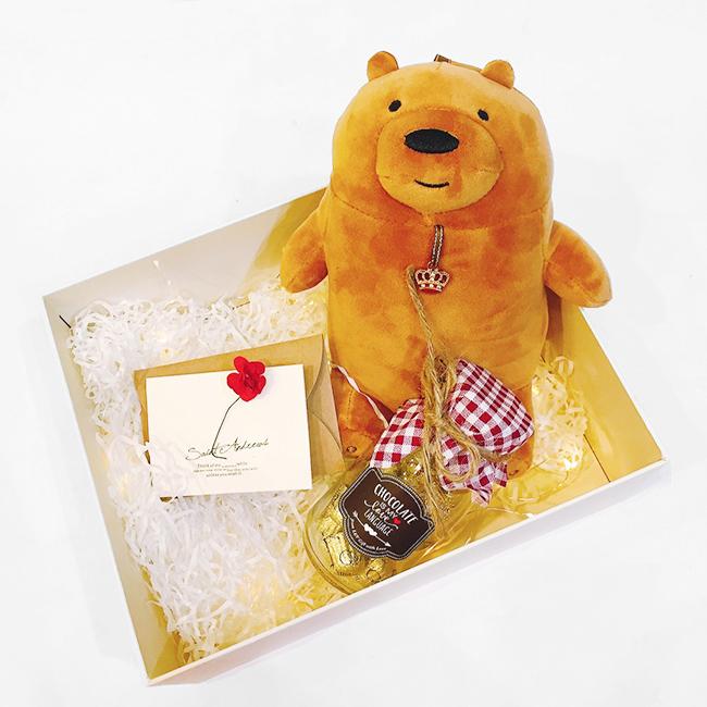 Quà tặng Valentine - Set Alway Beside You
